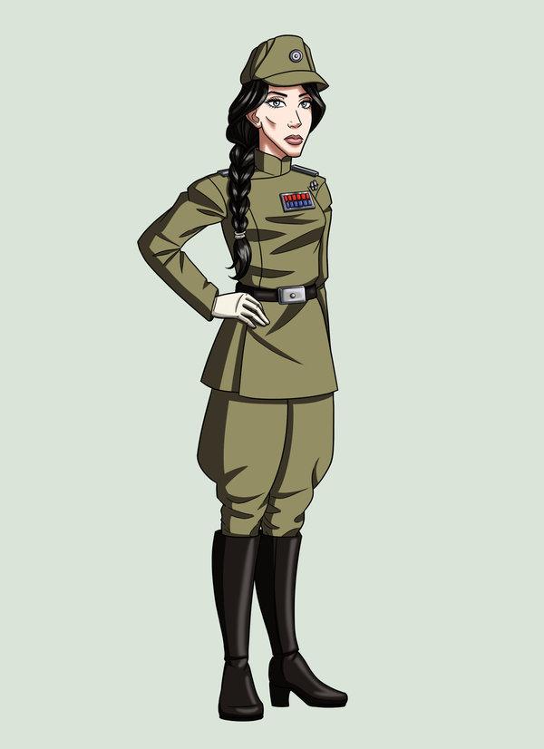 Admiral Lana Mirage