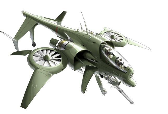 BritArms Mosquito AV Gunship