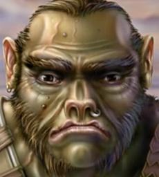 """Fangrim """"The Wolf"""" Gwenson"""