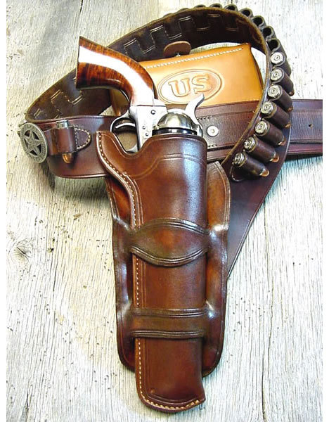 Billy the Kid's Holster