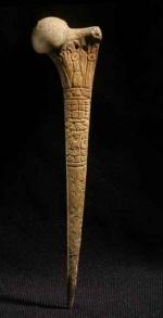 Ancient Mayan Necrotic Dagger