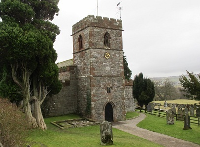 St. Andrew's Church, Penrith, Cumbria, England