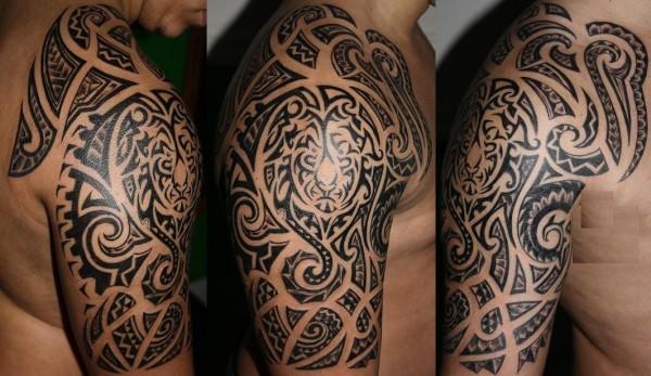 The Wraithful God's Tattoo