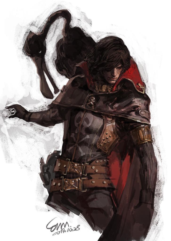 Anidaine Blackfeather