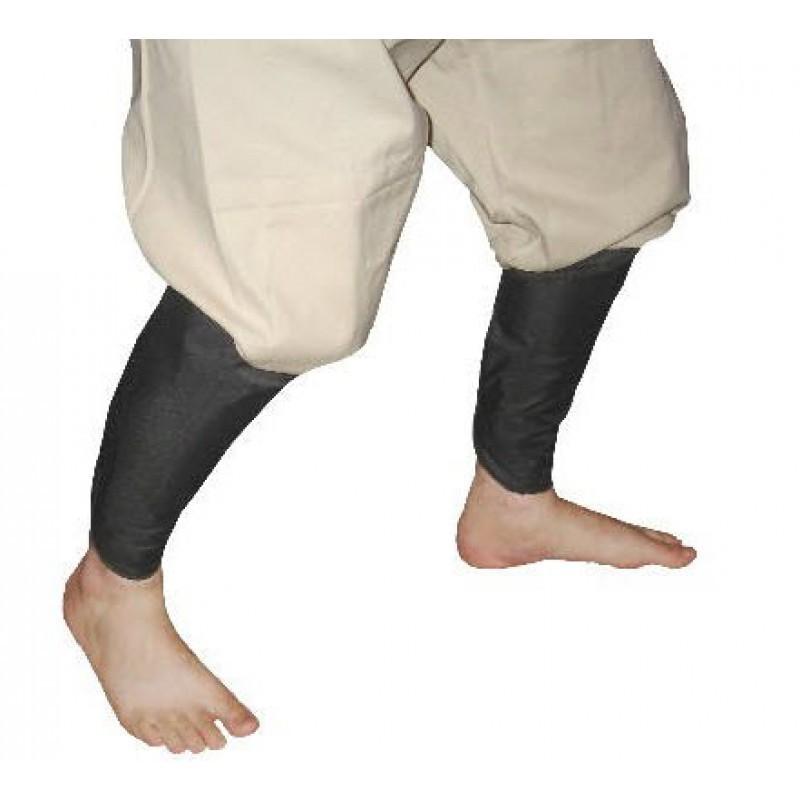 Leg wraps of the Dragon Kick