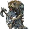 Gnoll Javelin Thrower