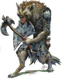 Gnoll Huntmaster