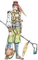 Adventurer Genna Tealeaf