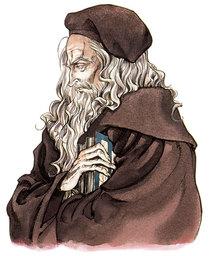 Alexandrian - Agostus Eden, Master Librarian