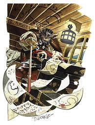 Captain Gnash