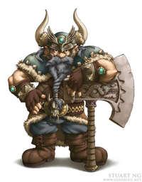 Alendar Ironbeard