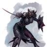 Cultist Drow Warrior