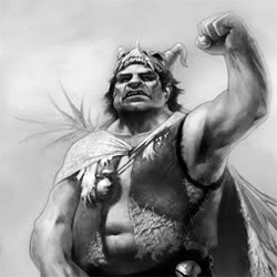 Chief Morghan Grakkul