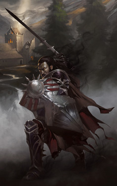 Fiendark, God of Destruction