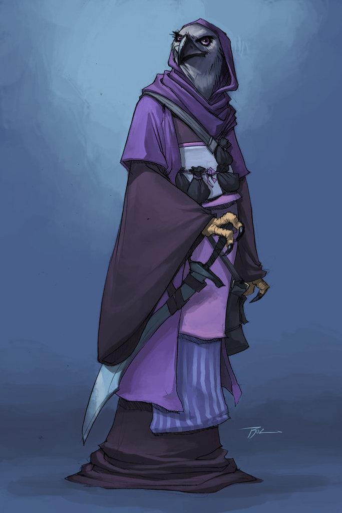 Gladius Whitefeather