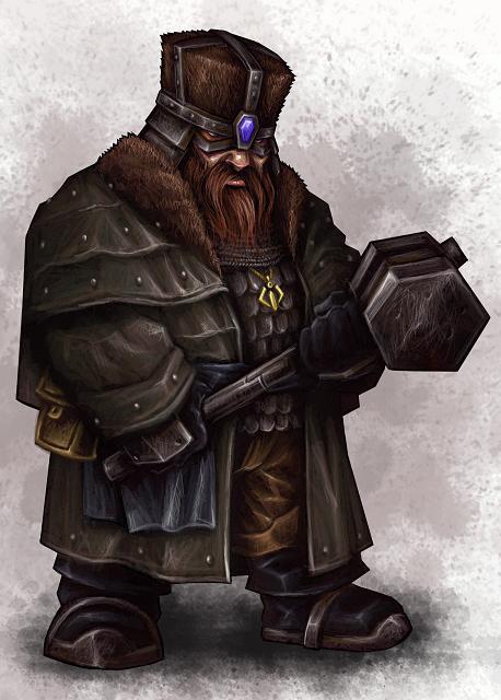 Boran Broffin IV