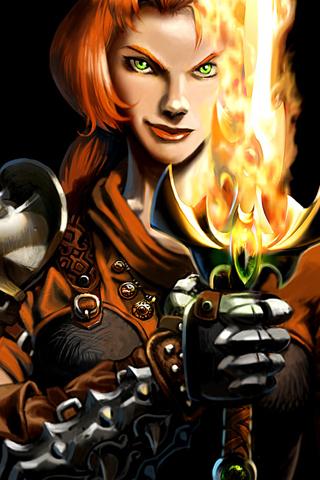 Callista Blackthorne