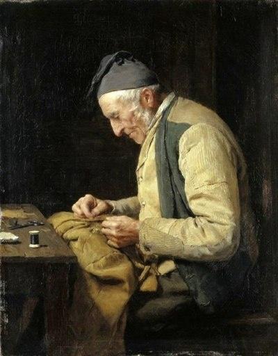 Smaley, Stringer of Beads