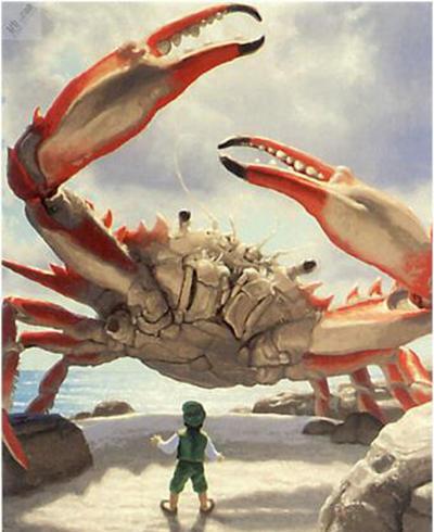 Crab, Giant