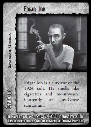 Edgar Job