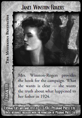 Mary Winston-Rogers