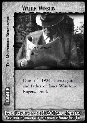 Walter Winston