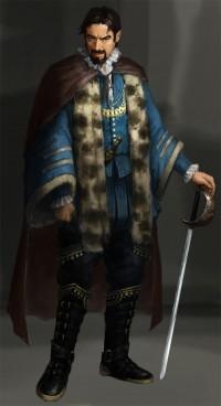 Graf Wolfgang von Aschenbeck