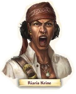 Riaris Krine
