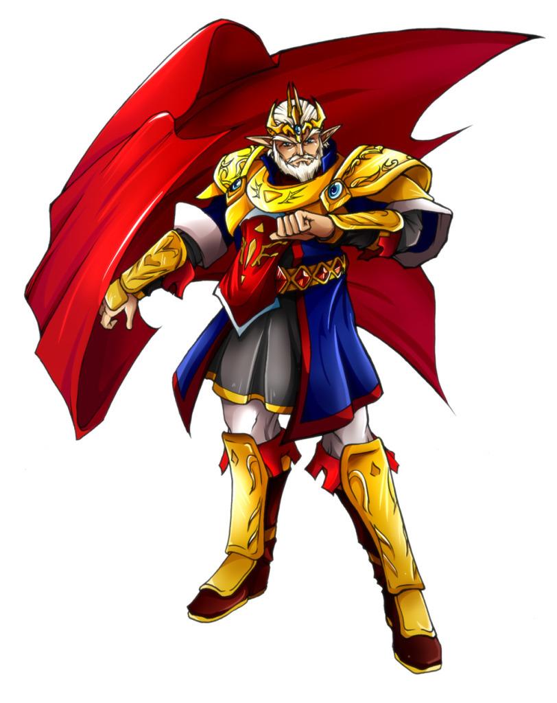King Daltus