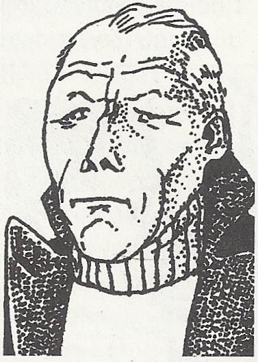 Capitain Klaus Voorheim