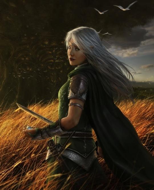 Lady Merrisara Winterwhite