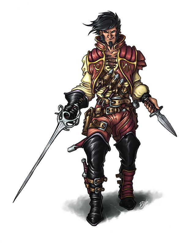 Sir Douglas of Charn