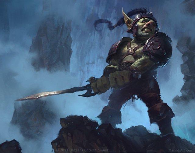 Puck Goodfellow, The Goblin King