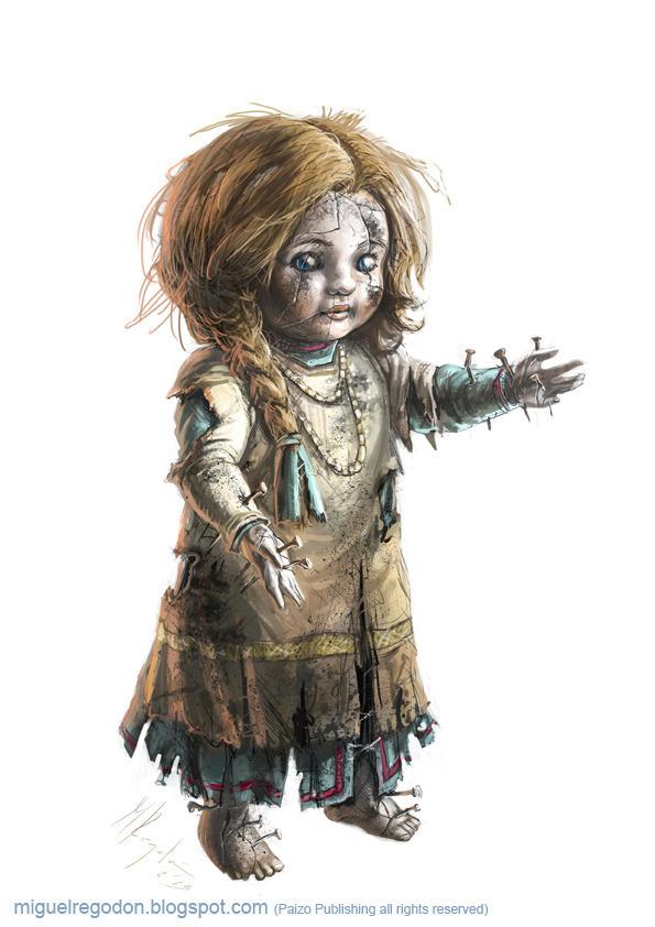 Vasilisa's doll