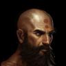 Henrick 'the boulder' Rhones