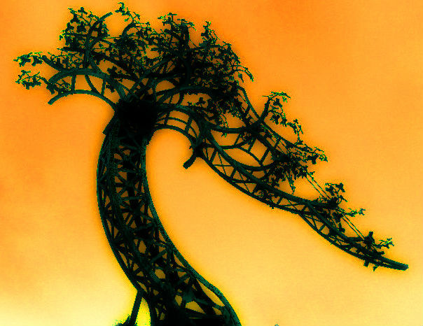 Spirit, Iron Tree (Corrupted)