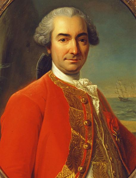 Lord General Luc Leveque d'Aur