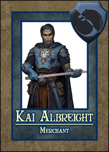 Kai Albreight