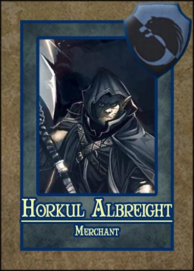 Horkul Albreight
