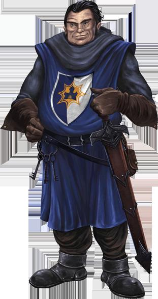 Sergeant Tomas Blackerly