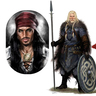 Lendar, Erik, & Shadrack