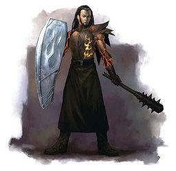 Daelegoth Orndeir, Exarch of Amaunator