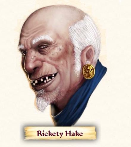 Rickety Hake