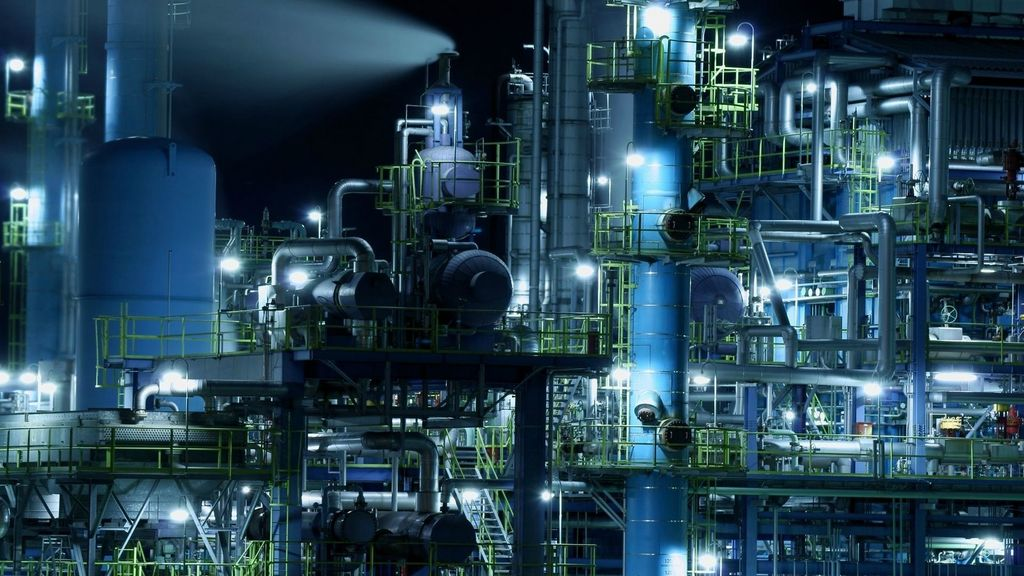 The Factory - Hydrogen Fuel Refinery
