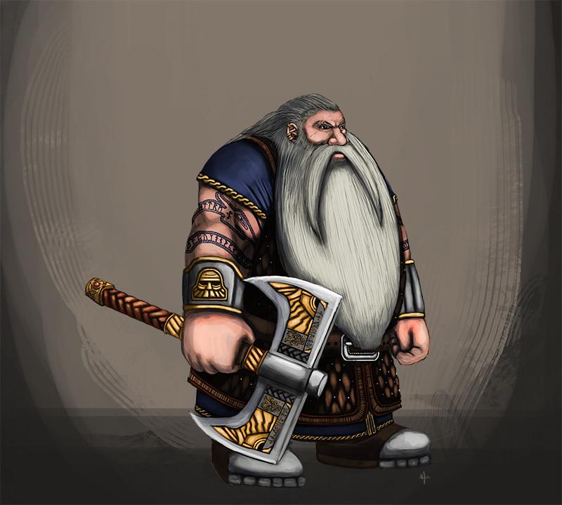 Snorri LongBeard