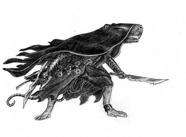 The Black Skaven