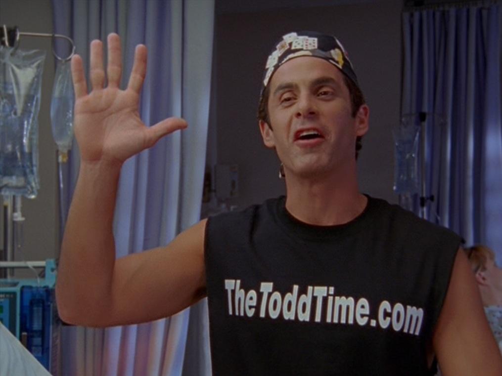 "NPC: Todd ""The Todd"" Quinlan the Third"