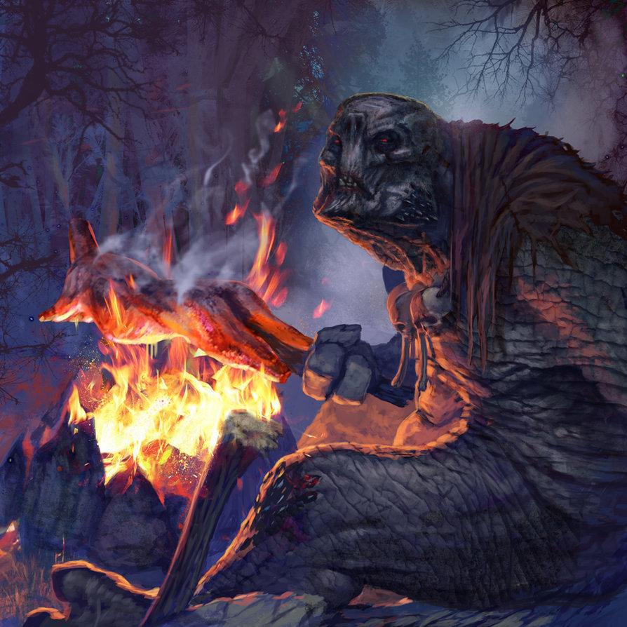 Stone-troll