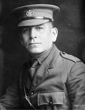 Major Edwin Radcliffe