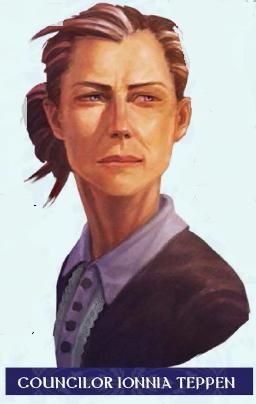 Councilor Ionnia Teppen
